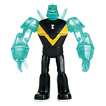 Buy Ben 10 Deluxe Power Up Diamondhead Action Figure Online at johnlewis.com