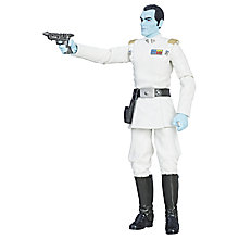 Buy Star Wars: The Last Jedi The Black Series Grand Admiral Thrawn Action Figure Online at johnlewis.com