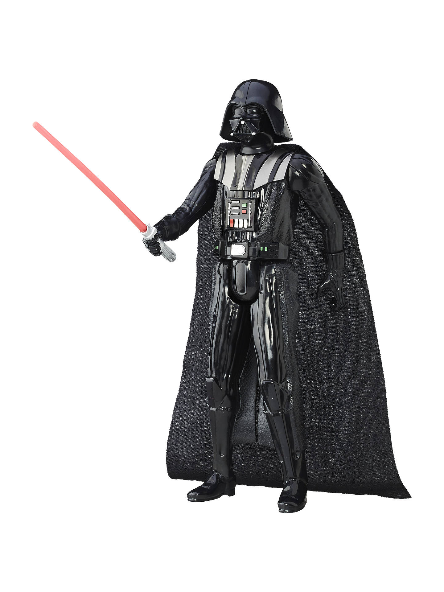 Star Wars Episode Iii Revenge Of The Sith 12 Darth Vader Action Figure At John Lewis Partners