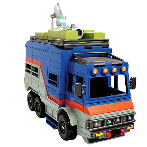 Buy Ben 10 Rustbucket Transforming Alien Playset Online at johnlewis.com
