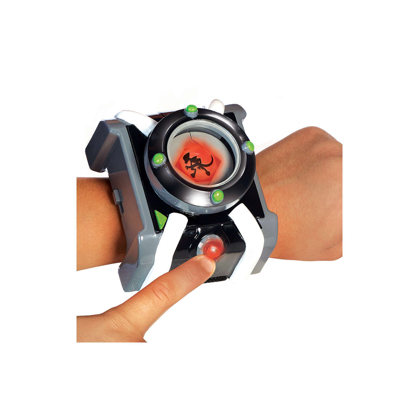BuyBen 10 Deluxe Omnitrix Watch Online at johnlewis.com