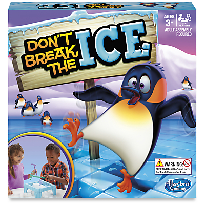 Hasbro Don't Break The Ice Game