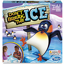 Buy Hasbro Don't Break The Ice Game Online at johnlewis.com