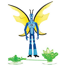 Buy Ben 10 Stinkfly Action Figure Online at johnlewis.com
