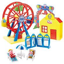 Buy Peppa Pig End Of The Pier Playset Online at johnlewis.com