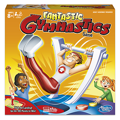 Image of Fantastic Gymnastics Game
