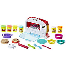 Buy Play-Doh Kitchen Creations Magical Oven Online at johnlewis.com