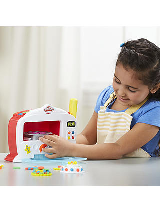 Play Doh Kitchen Creations Magical Oven At John Lewis Partners