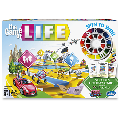 Image of Hasbro Game Of Life Classic