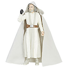 Buy Star Wars: The Last Jedi The Black Series Luke Skywalker Master Jedi Action Figure Online at johnlewis.com
