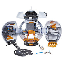 Buy Star Wars BB-8 Adventure Base Playset Online at johnlewis.com