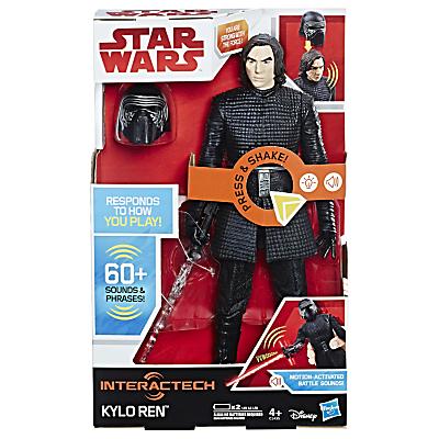Star Wars Interactech Kylo Ren Action Figure