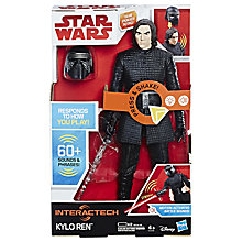 Buy Star Wars Interactech Kylo Ren Action Figure Online at johnlewis.com