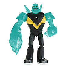 Buy Ben 10 Diamondhead Action Figure Online at johnlewis.com