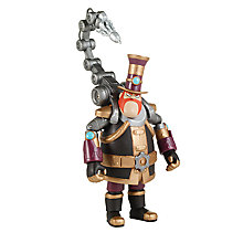 Buy Ben 10 Steam Smythe Action Figure Online at johnlewis.com