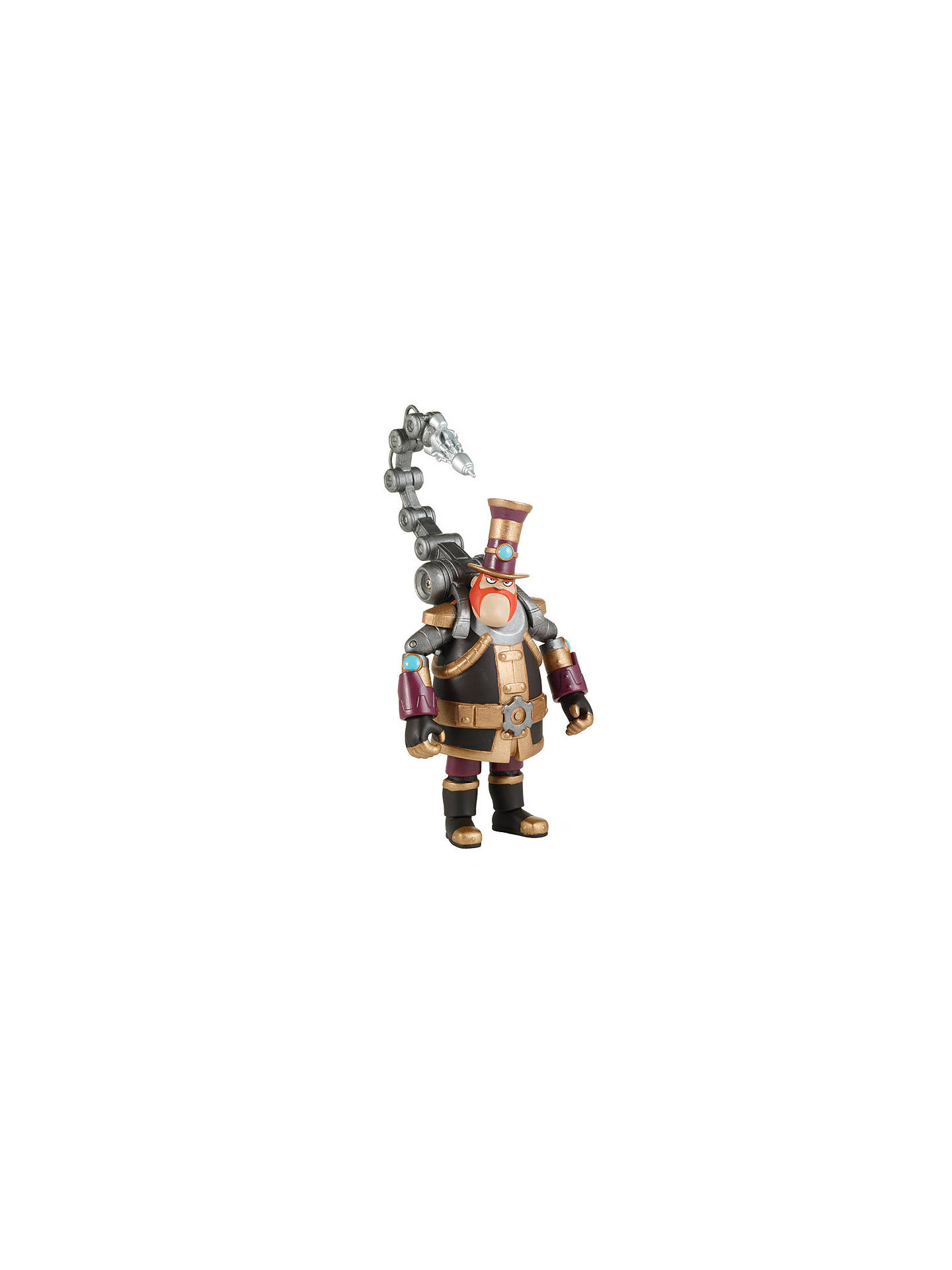 BuyBen 10 Steam Smythe Action Figure Online at johnlewis.com