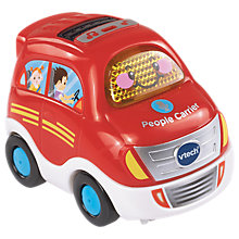Buy VTech Toot-Toot Drivers People Carrier Online at johnlewis.com