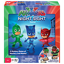 Buy PJ Masks Night Sight Game Online at johnlewis.com