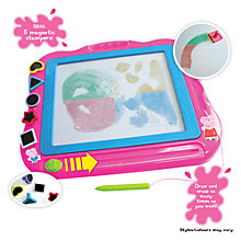 Buy Peppa Pig Magnetic Scribbler Toy Online at johnlewis.com