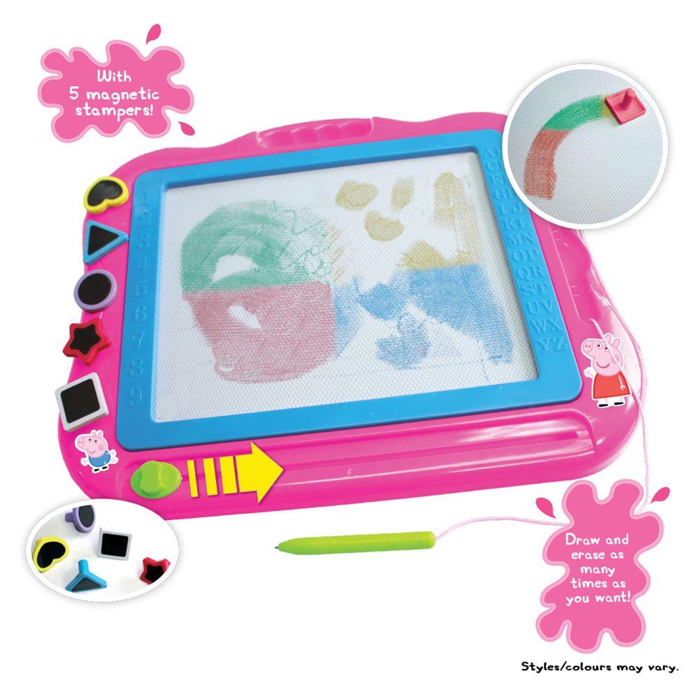 Peppa Pig Peppa Pig Magnetic Scribbler Toy