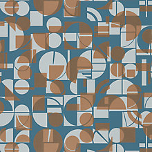 Buy Harlequin Segments Wallpaper Online at johnlewis.com