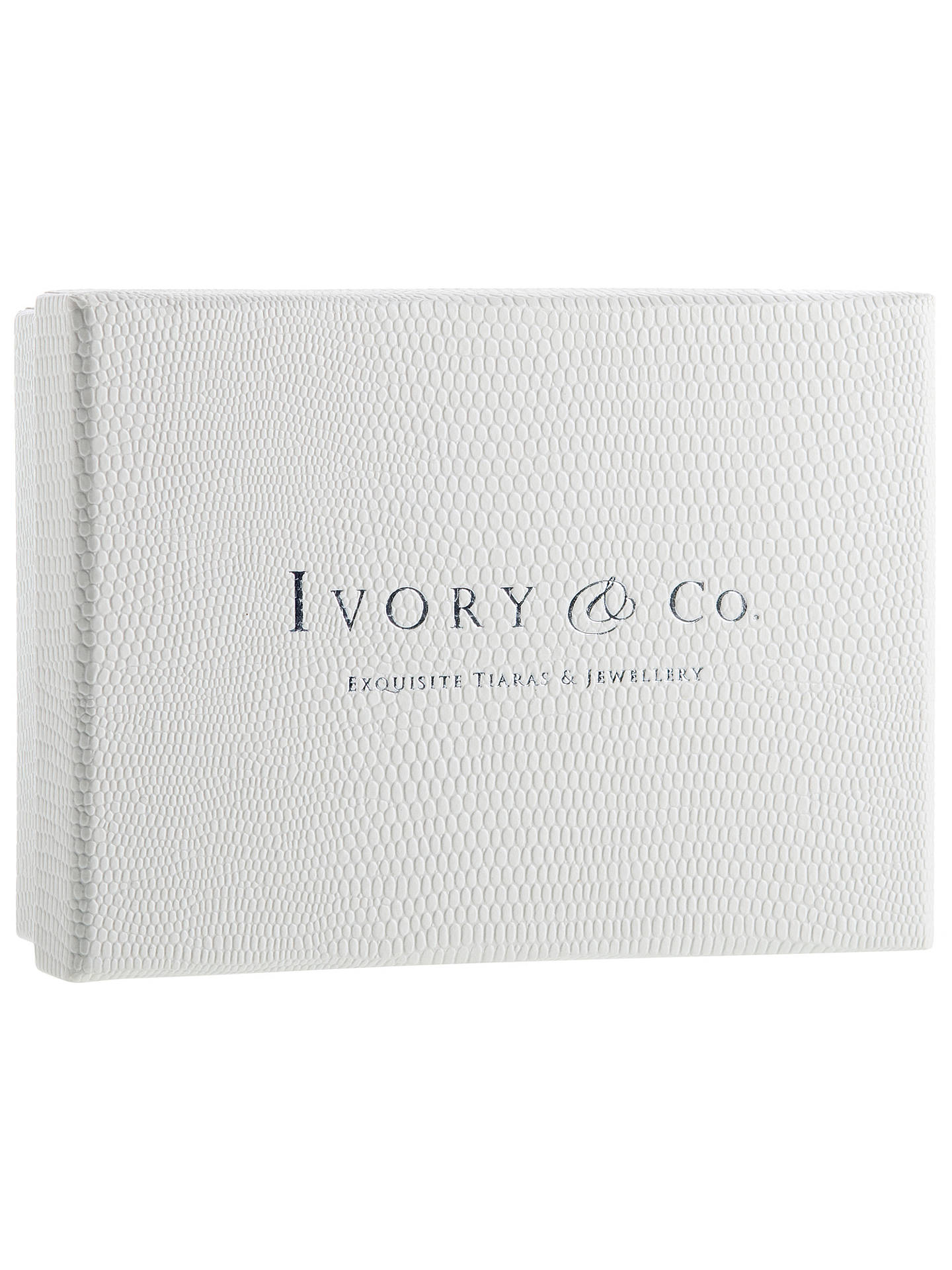 Ivory Co Enchanted Freshwater Pearl And Crystal Floral Hair Vine Walet Black Soap Original Box Diamond Rose Gold Online Buyivory