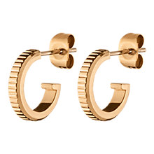 Buy Dyrberg/Kern Small Stud Hoop Earrings Online at johnlewis.com