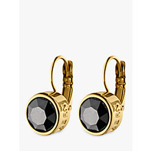 Buy Dyrberg/Kern Louise Swarovski Crystal French Hook Drop Earrings Online at johnlewis.com
