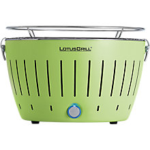 Buy LotusGrill Standard Smokeless Charcoal Grill BBQ Online at johnlewis.com