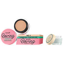 Buy Benefit Boi-ing Airbrush Concealer, Deep with Total Moisture Gift Online at johnlewis.com