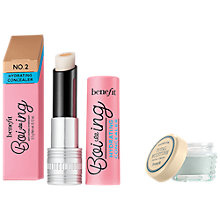 Buy Benefit Boi-ing Hydrating Concealer, Deep with Total Moisture Gift Online at johnlewis.com