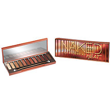 Buy Urban Decay Naked Heat Palette Online at johnlewis.com
