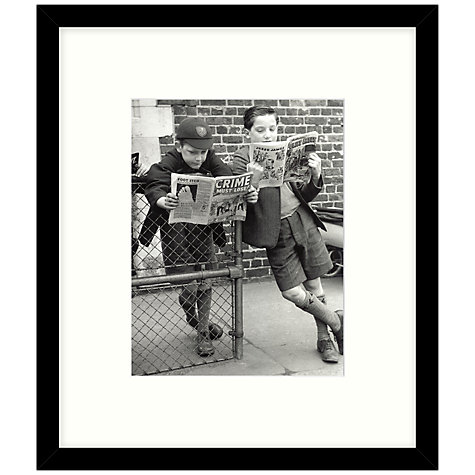 Buy Getty Images Gallery - American Comics 1952 Framed Print, 49 x 57cm Online at johnlewis.com