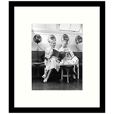 Getty Images Gallery – Finishing Touches 1954 Framed Print, 49 x 57cm