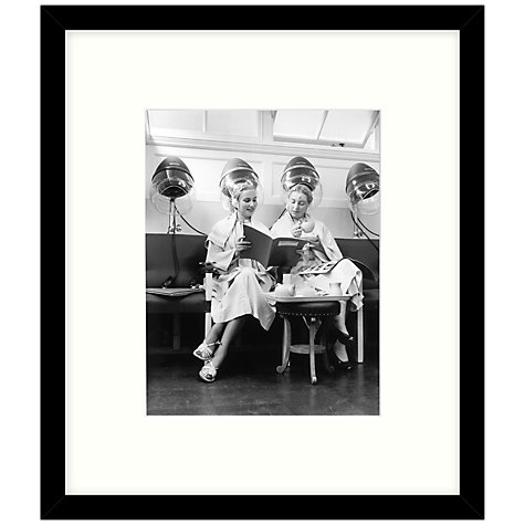 Buy Getty Images Gallery - Finishing Touches 1954 Framed Print, 49 x 57cm Online at johnlewis.com