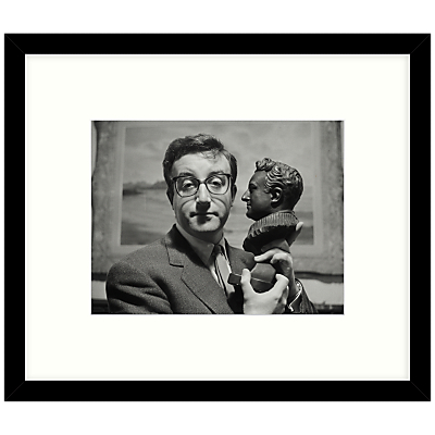 Getty Images Gallery – Sellers Bust 1958 Framed Print, 57 x 49cm