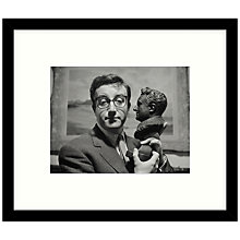 Buy Getty Images Gallery - Sellers Bust 1958 Framed Print, 57 x 49cm Online at johnlewis.com