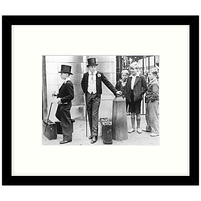 Getty Images Gallery – Toffs & Toughs 1937 Framed Print, 57 x 49cm