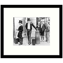 Buy Getty Images Gallery - Toffs & Toughs 1937 Framed Print, 57 x 49cm Online at johnlewis.com