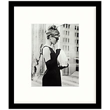 Buy Getty Images Gallery - Lunch On 5th Avenue Framed Print, 49 x 57cm Online at johnlewis.com