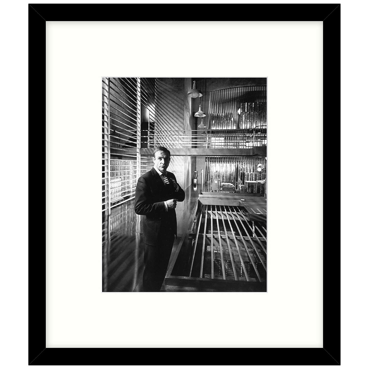 BuyGetty Images Gallery - Goldfinger 1964 Framed Print, 49 x 57cm Online at johnlewis.com