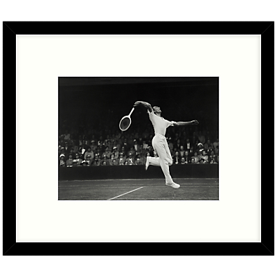 Getty Images Gallery – Leaping Fred 1936 Framed Print, 57 x 49cm