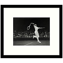 Buy Getty Images Gallery - Leaping Fred 1936 Framed Print, 57 x 49cm Online at johnlewis.com