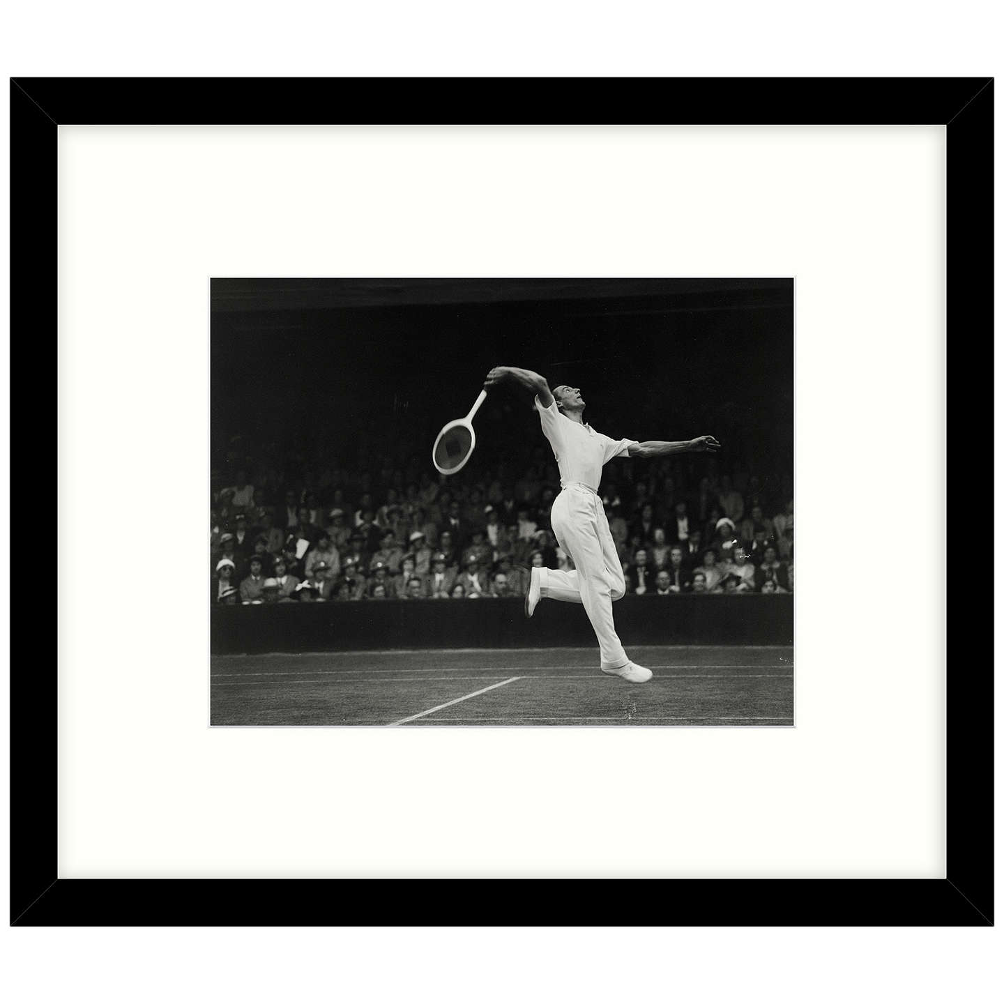 BuyGetty Images Gallery - Leaping Fred 1936 Framed Print, 57 x 49cm Online at johnlewis.com