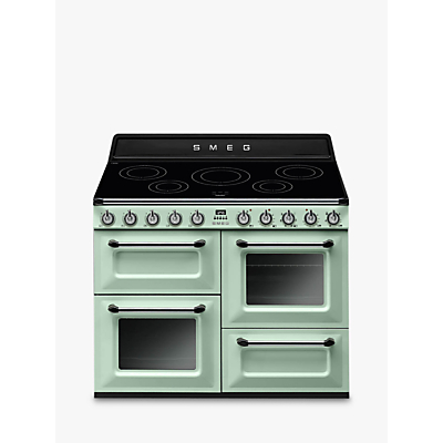 Image of Smeg TR4110IPG Victoria Range Cooker with Induction Hob