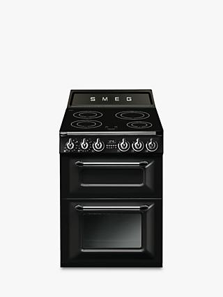 Smeg TR62IBL Victoria Range Cooker with Induction Hob