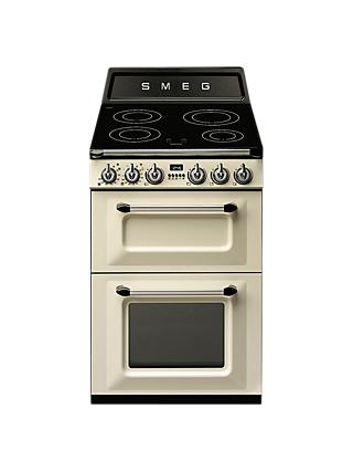 Smeg Victoria TR62I Electric Range Cooker with Induction Hob, A Energy Rating