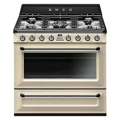 Image of Smeg TR90 Dual Fuel Range Cooker