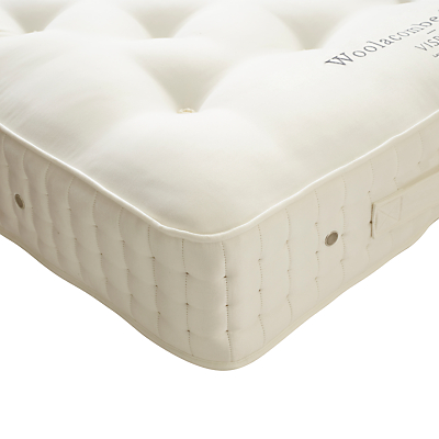 Vispring Woolacombe Superb Mattress, Medium, King Size