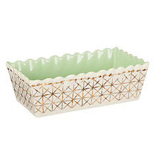 Buy Anthropologie Hiver Bread Loaf Pan, L22cm Online at johnlewis.com